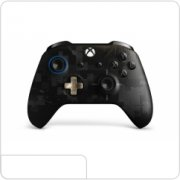 New Microsoft Wireless Controller Xbox One (PLAYERUNKNOWN'S BATTLEGROUNDS Limited Edition)