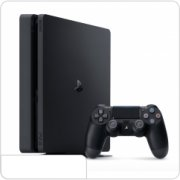 Sony PlayStation 4 Slim 1TB EUROTEST, черная (CUH-2016B) main-18558-ps-496242