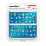 Faceplate (лицевая панель) New Nintendo 3DS (Pokemon Super Mystery Dungeon)