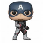 Фигурка Funko POP! Bobble: Marvel: Avengers Endgame: Captain America
