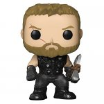 Фигурка Funko POP! Bobble: Marvel: Avengers Infinity War: Thor