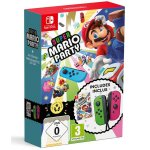 Joy-Con Bundle (Neon Green/Neon Pink) + игра Super Mario Party