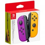 Joy-Con Pair (Neon Purple / Neon Orange)