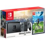 Nintendo Switch (серый) + Legend of Zelda: Breath of the Wild main-21338-nintendo-switch437738