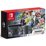 Nintendo Switch Super Smash Bros. Ultimate Limited Edition main-23310-nintendo-switch314238