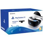 Sony PlayStation VR (CUH‐ZVR1EY) + Playstation Camera 2.0
