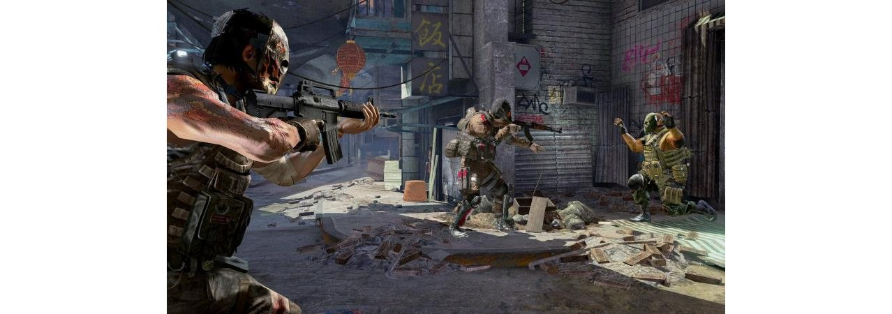 Скриншот игры Army of two: The 40th day (Б/У) для PS3