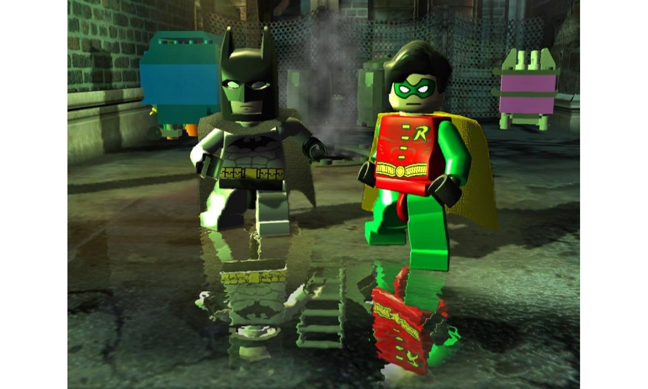 Скриншот игры LEGO Batman: The Videogame (Б/У) для PS3
