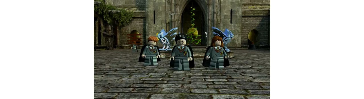 Скриншот игры LEGO Harry Potter: Year 1-4 (Б/У) для PS3