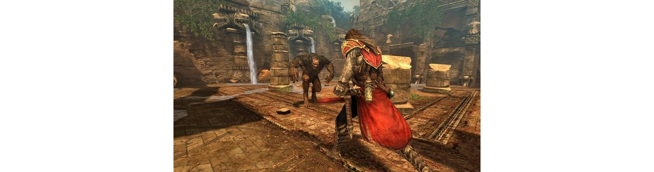 Скриншот игры Castlevania: Lords of Shadow (Б/У) для PS3