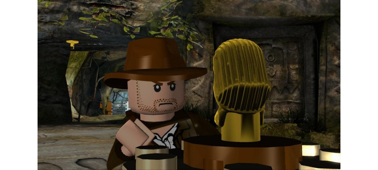 Скриншот игры LEGO Indiana Jones: The Original Adventures для Xbox360