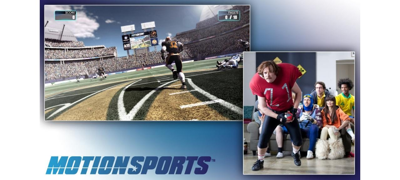 Скриншот игры MotionSports: Play for Real для Xbox360