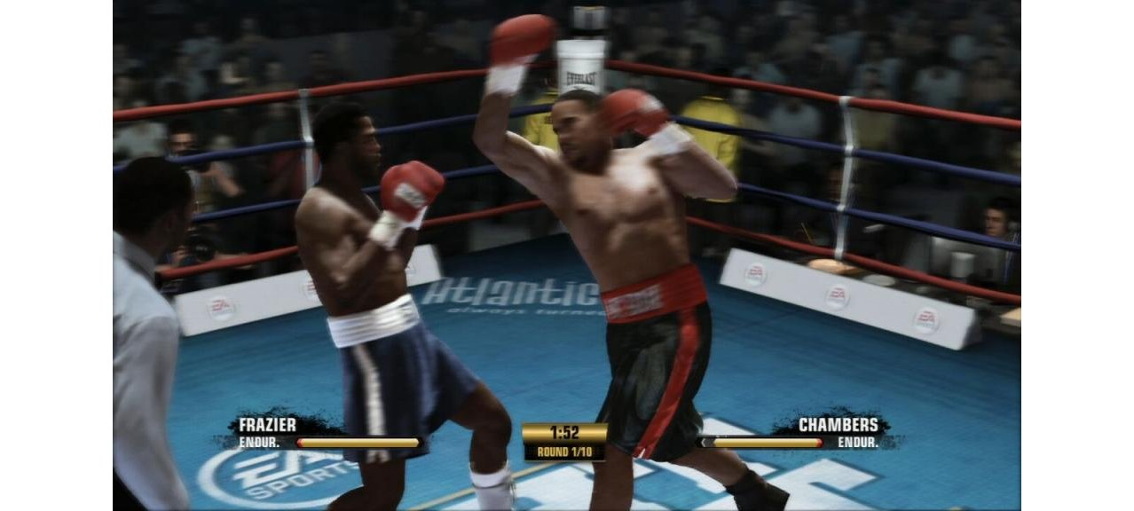Скриншот игры Fight Night Champion (Б/У) (не оригинальная полиграфия) для Xbox360