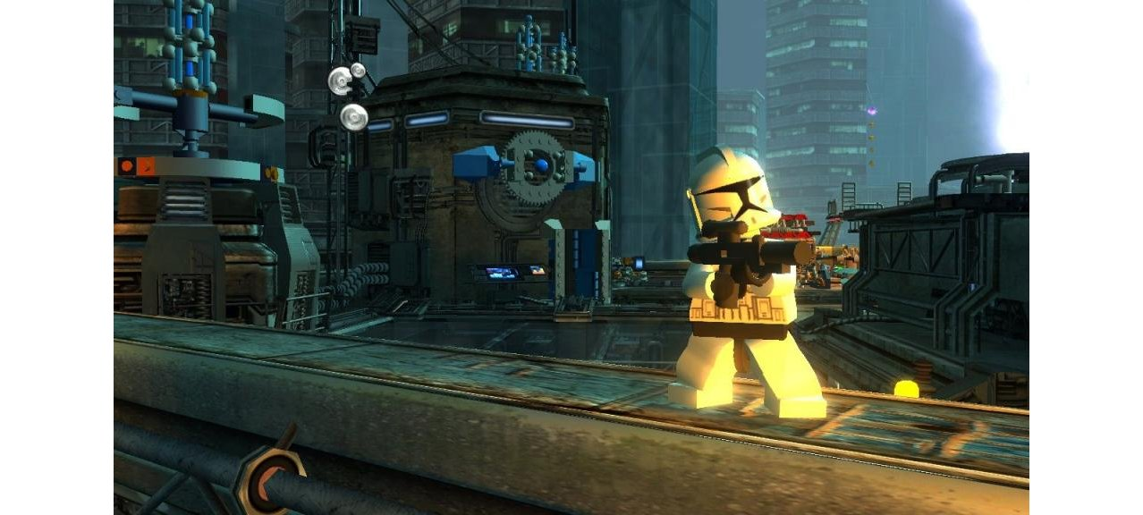Скриншот игры LEGO Star Wars III: The Clone Wars (Б/У) для Xbox360