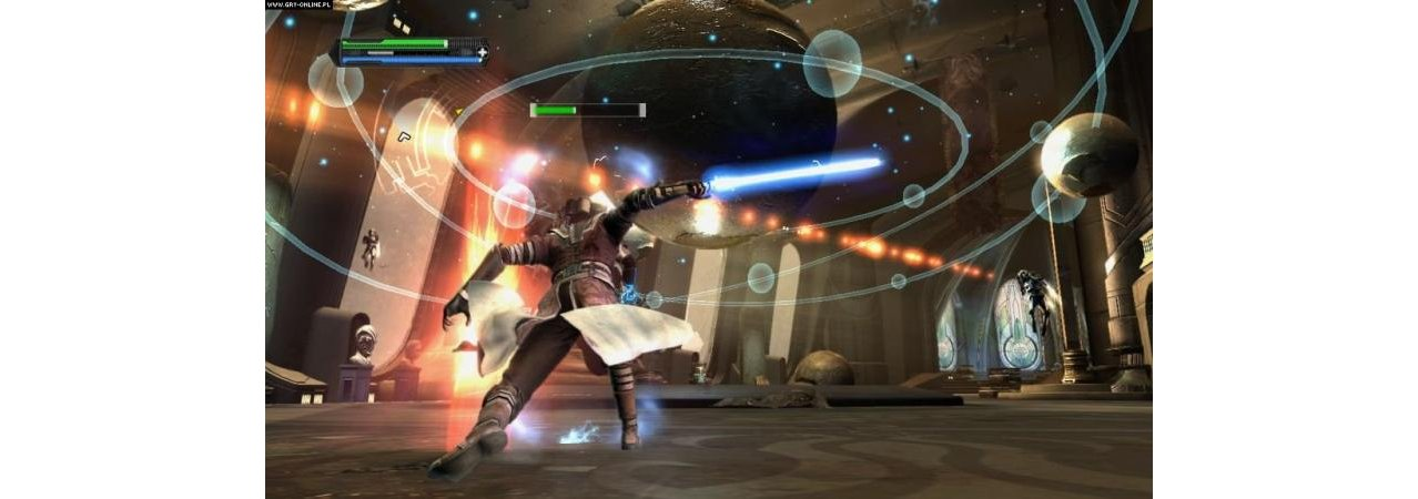 Скриншот игры Star Wars: The Force Unleashed Ultimate Sith Edition (Б/У) для PS3