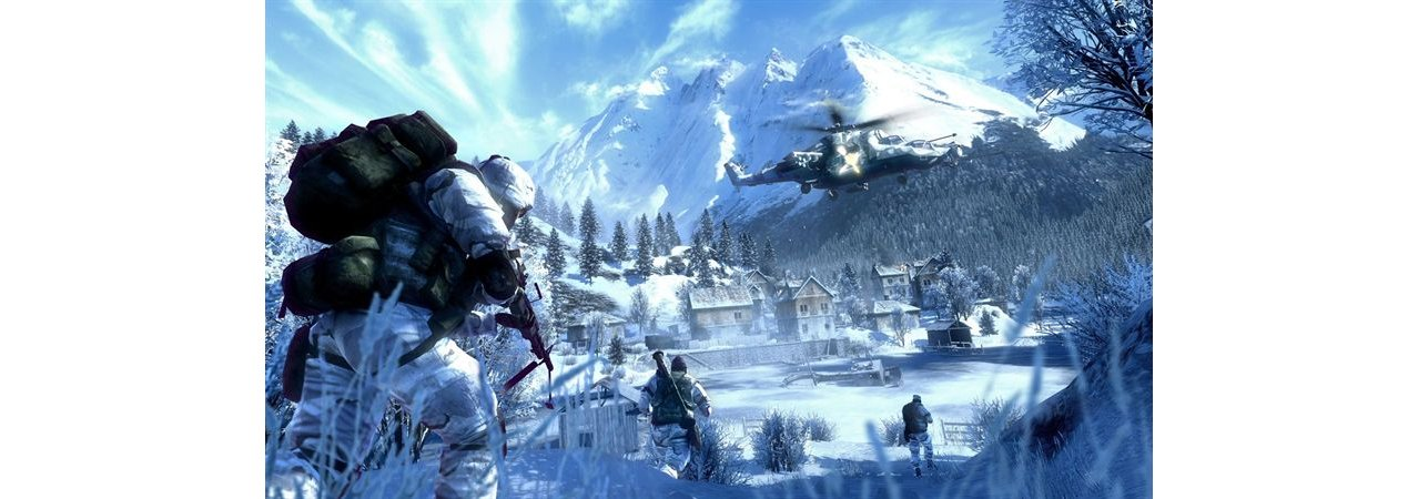 Скриншот игры Battlefield: Bad Company 2 (ASIA) (Б/У) для PS3