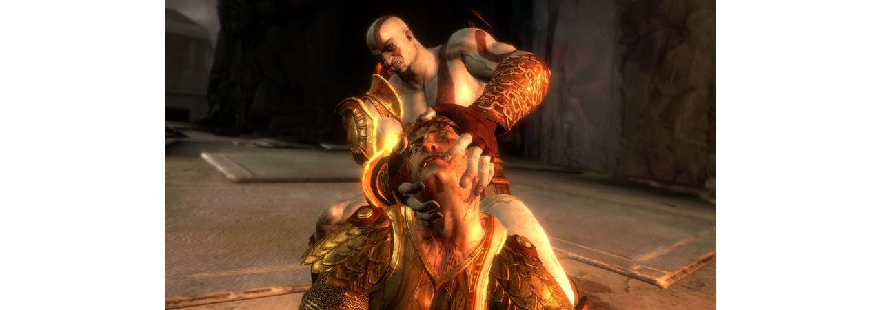 Скриншот игры God of War 3 [Essentials] (Б/У) для PS3