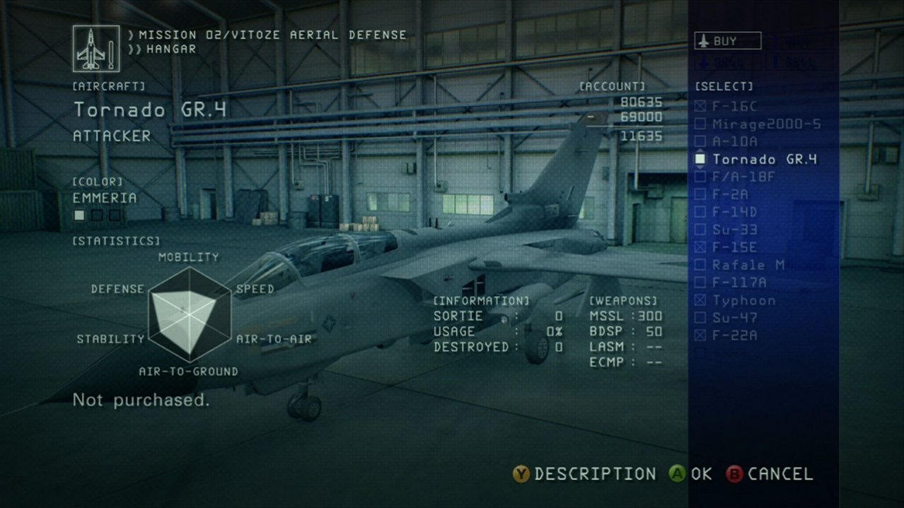 Скриншот игры Ace Combat 6: Fires of Liberation для Xbox360