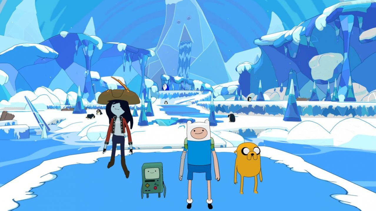 Скриншот игры Adventure Time: Pirates of the Enchiridion для Switch