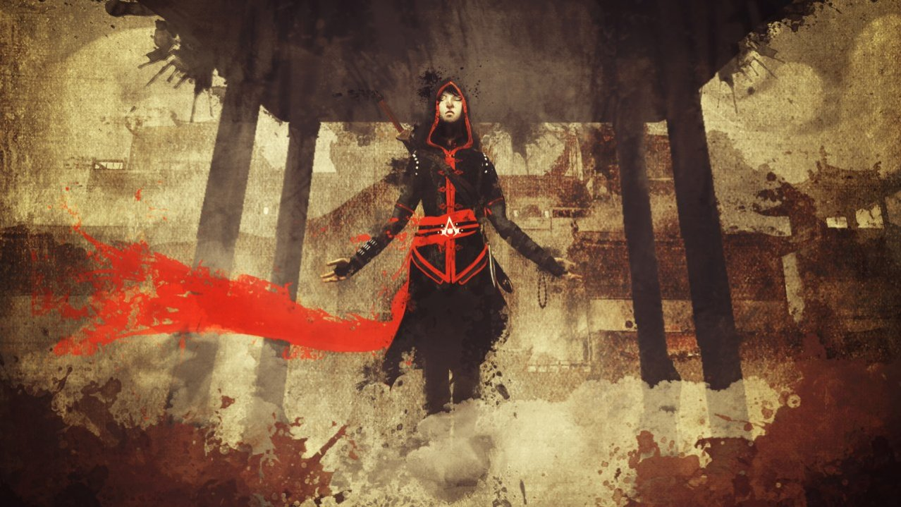 Скриншот игры Assassins Creed Chronicles: Трилогия для PS4