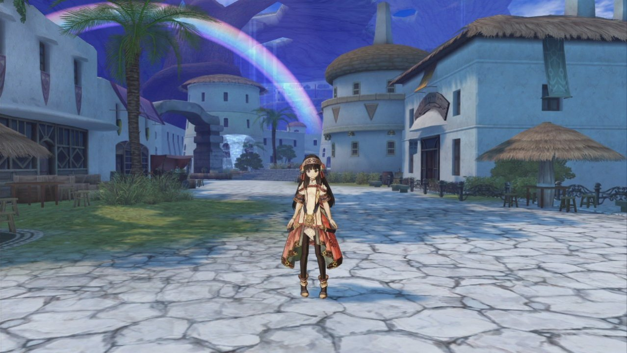 Скриншот игры Atelier Shallie: Alchemists of the Dusk Sea для PS3