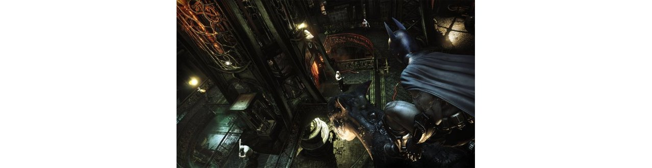 Скриншот игры Batman: Return to Arkham (англ. версия) для PS4