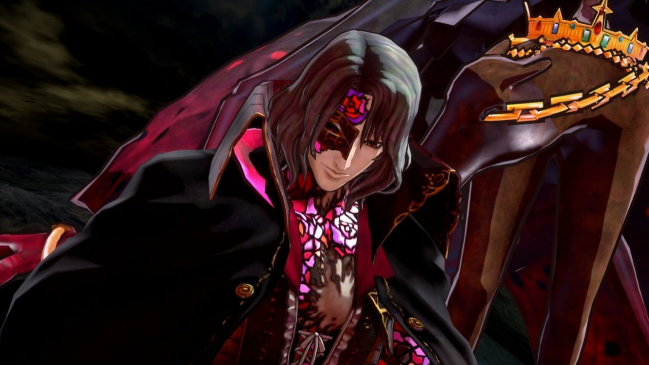 Скриншот игры Bloodstained: Ritual of the Night для PS4