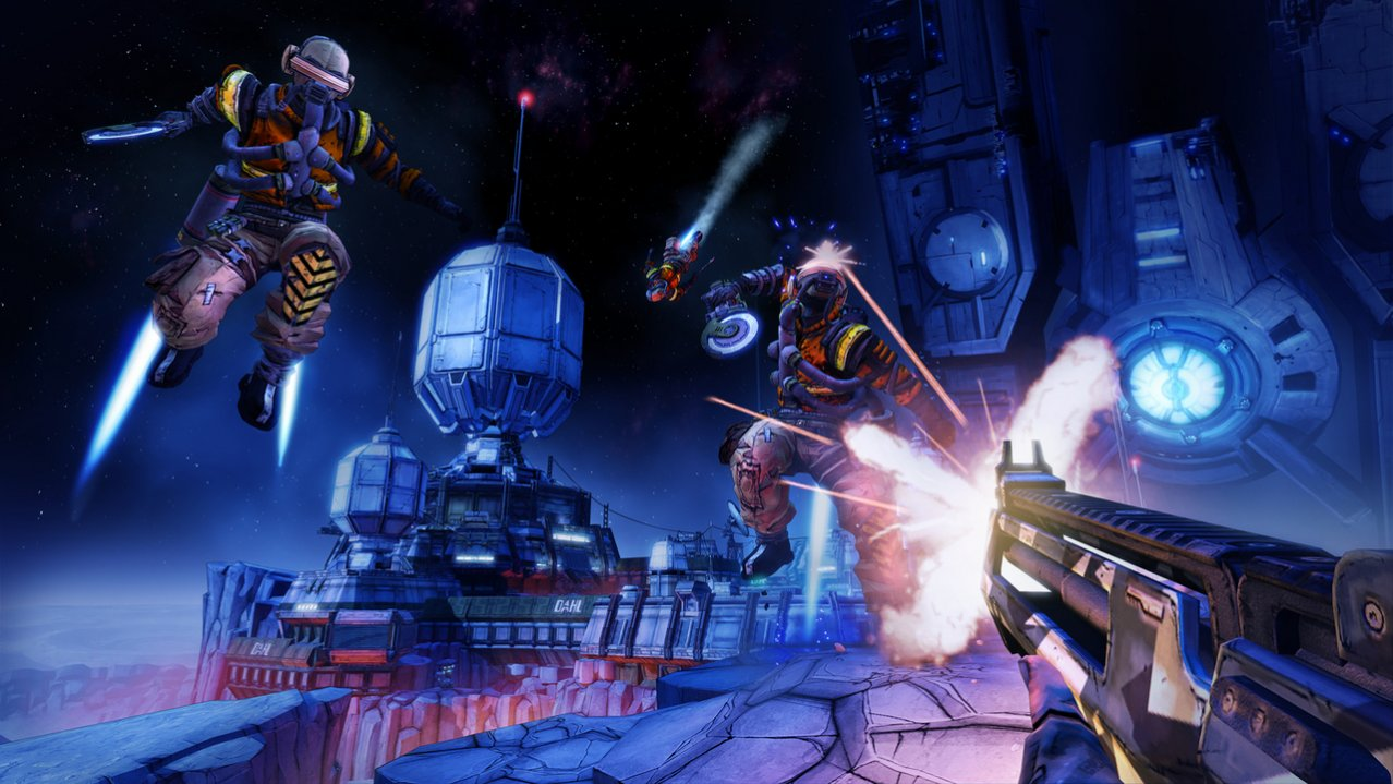 Скриншот игры Borderlands: The Pre-Sequel! (Б/У) для PS3