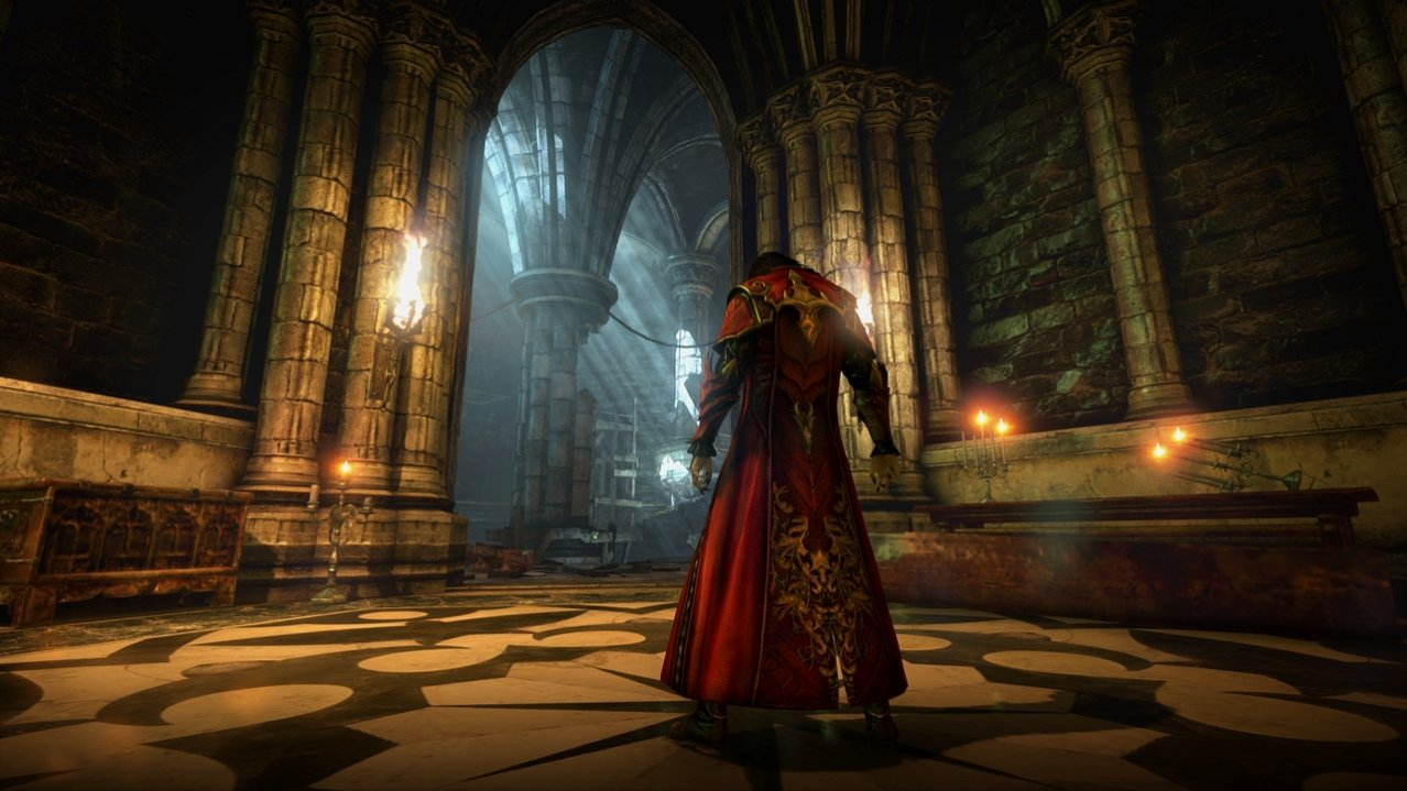 Скриншот игры Castlevania: Lords of Shadow 2 (Б/У) для PS3