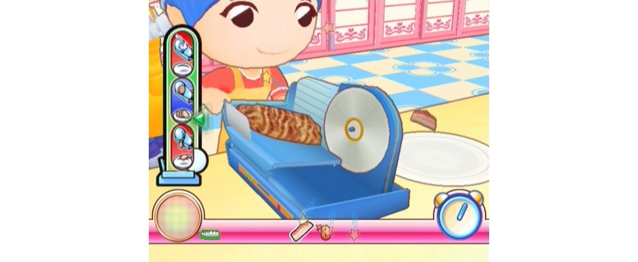 Скриншот игры Cooking Mama 2: World Kitchen (Б/У) для Wii