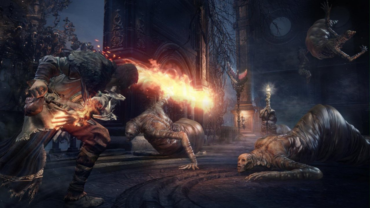 Скриншот игры Dark Souls: Remastered (Б/У) для XboxOne