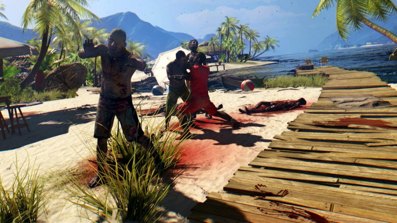 Скриншот игры Dead Island: Definitive Collection для XboxOne