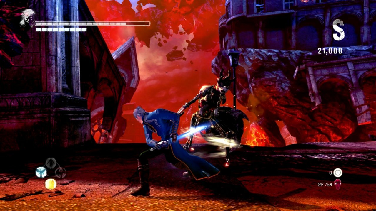 Скриншот игры DmC Devil May Cry - Definitive Edition (Б/У) для XboxOne