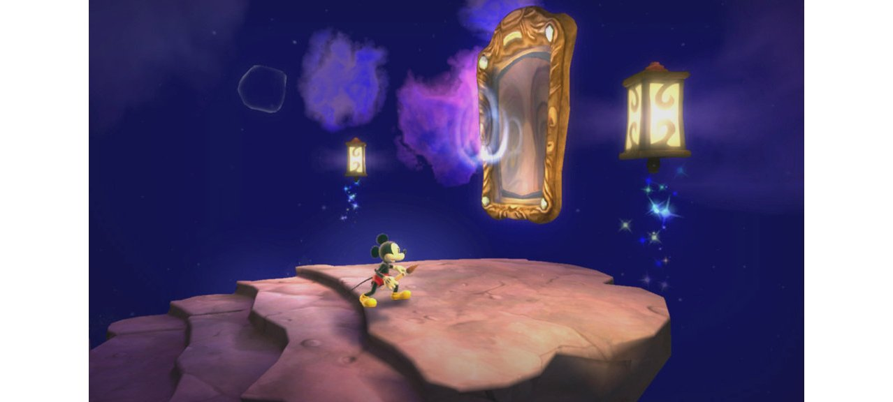 Скриншот игры Epic Mickey 2: The Power of Two (Б/У) для PSVita