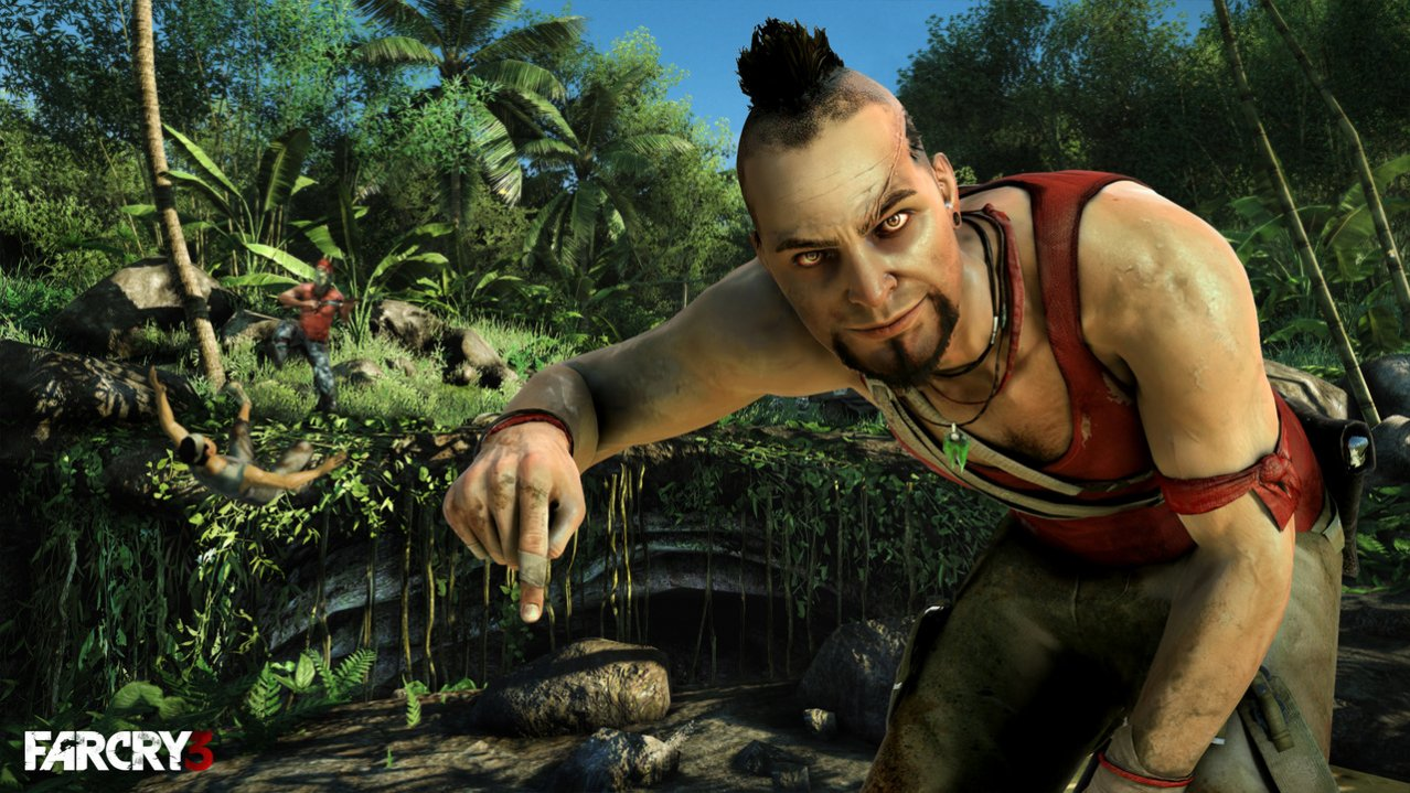 Скриншот игры Far Cry 3 Classic Edition (англ. версия) для PS4