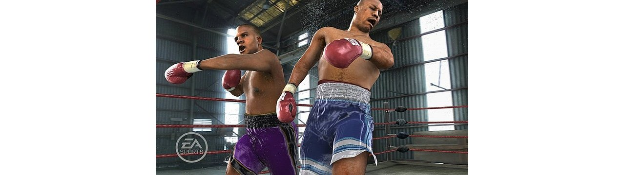 Скриншот игры Fight Night Round 3 (Б/У) для PS3