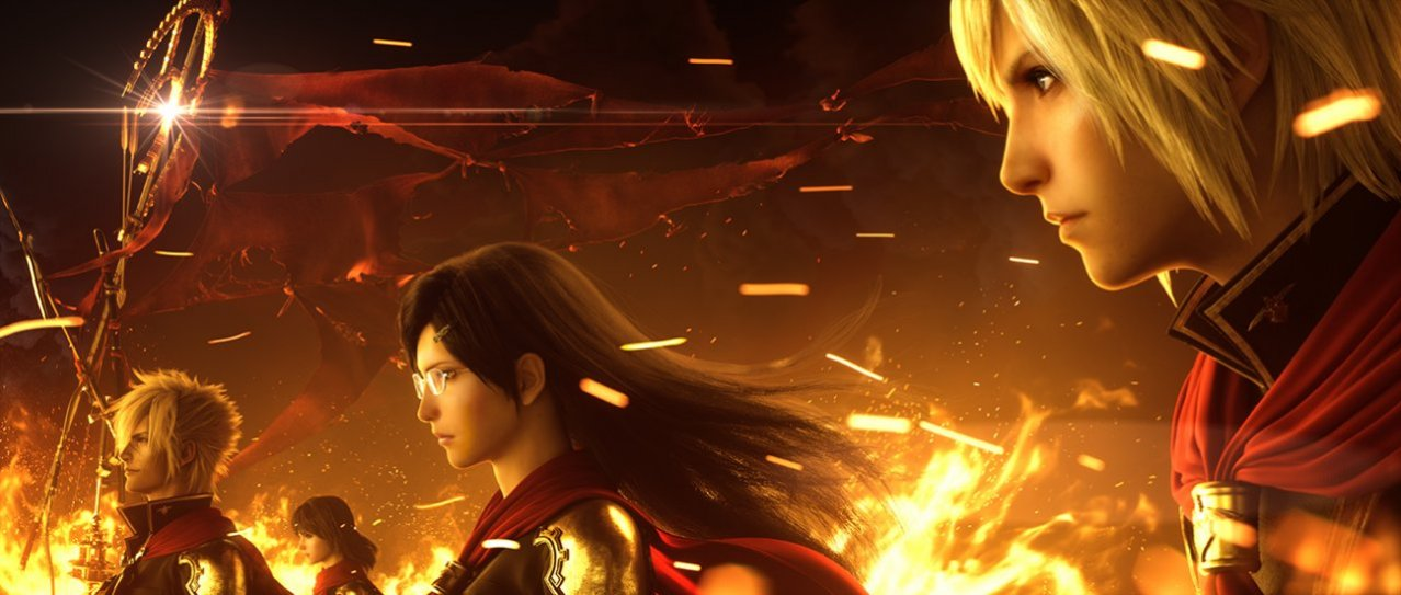 Скриншот игры Final Fantasy Type-0 HD (Б/У) для XboxOne