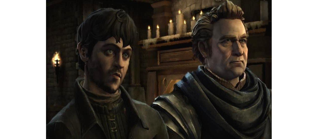 Скриншот игры Game of Thrones - A Telltale Games Series для PS4