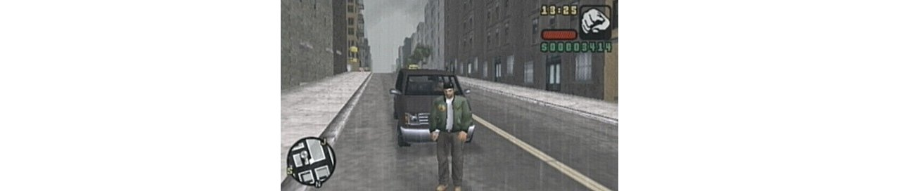 Скриншот игры Grand Theft Auto Liberty City Stories (Б/У) для PSP