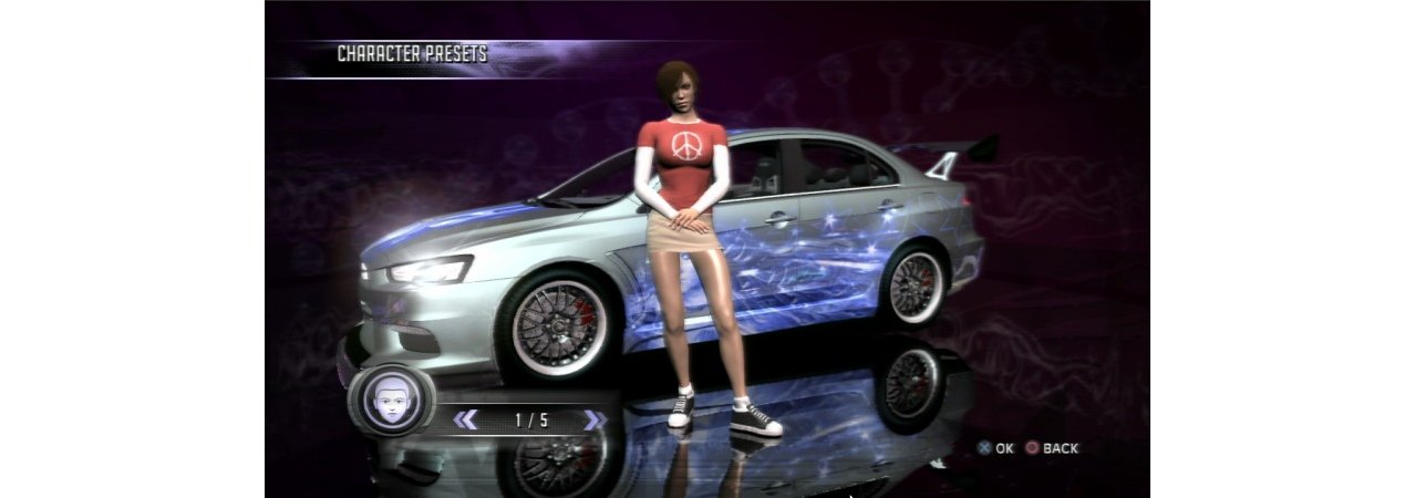 Скриншот игры Juiced 2: Hot Import Nights (Б/У) для PS3