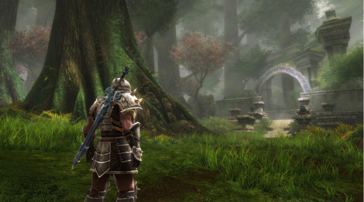 Скриншот игры Kingdoms of Amalur: Reckoning (Б/У) для PS3