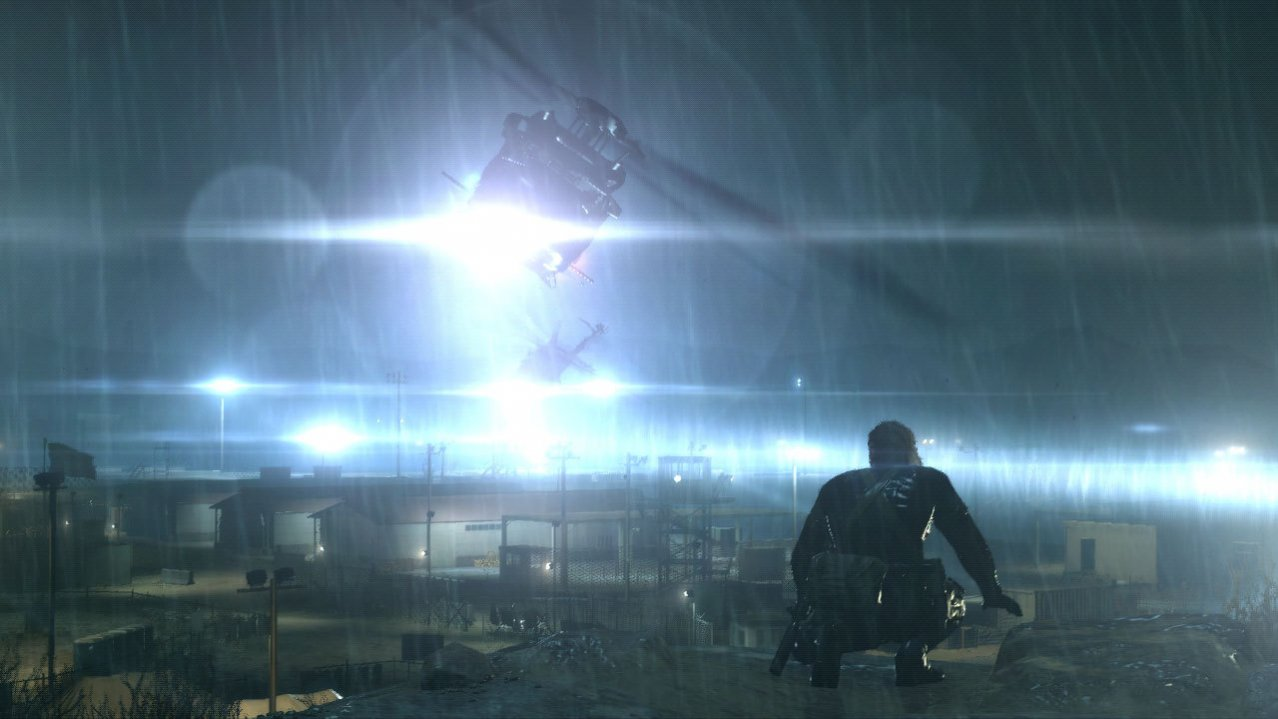 Скриншот игры Metal Gear Solid: Ground Zeroes (Б/У) для Xbox360