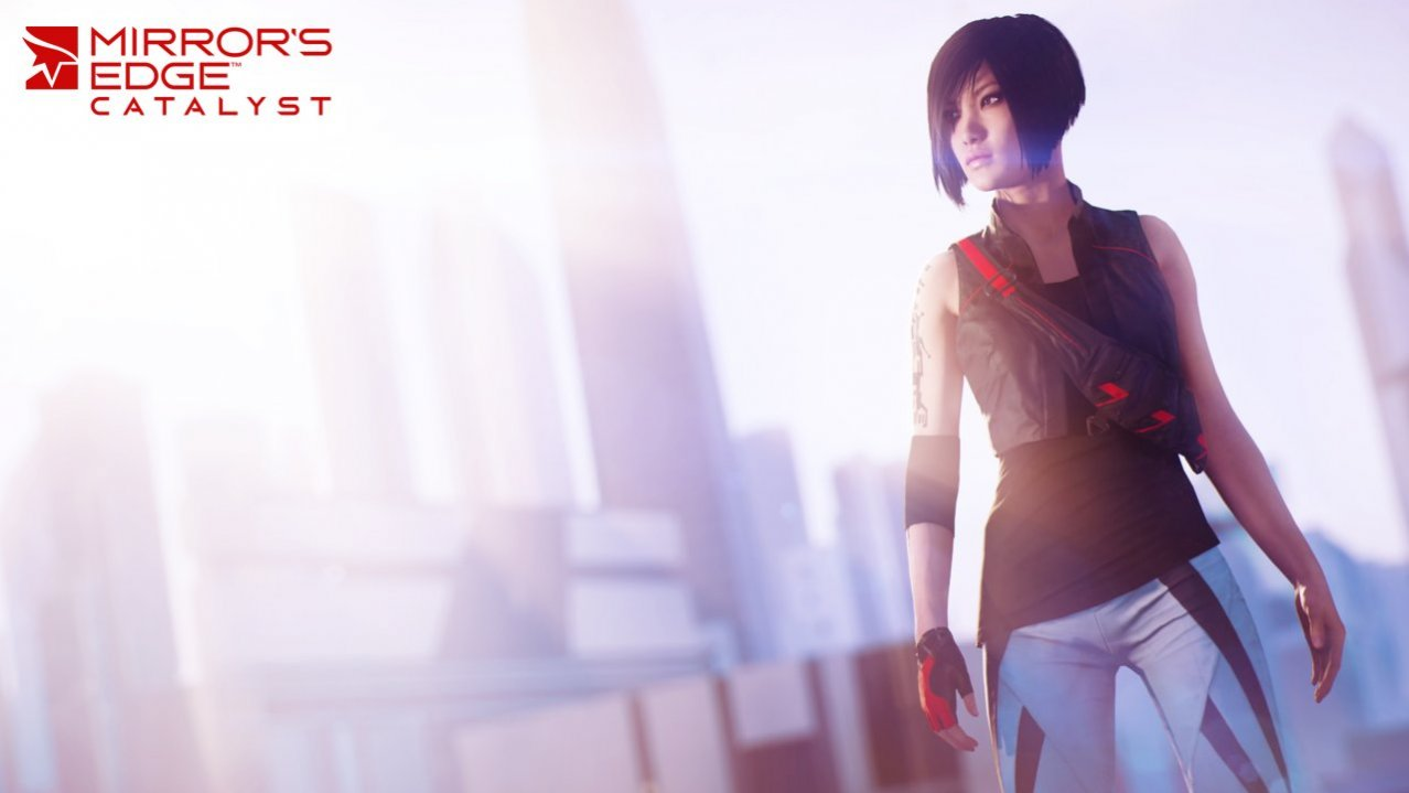 Скриншот игры Mirrors Edge Catalyst (БЕЗ ИГРЫ) для PS4