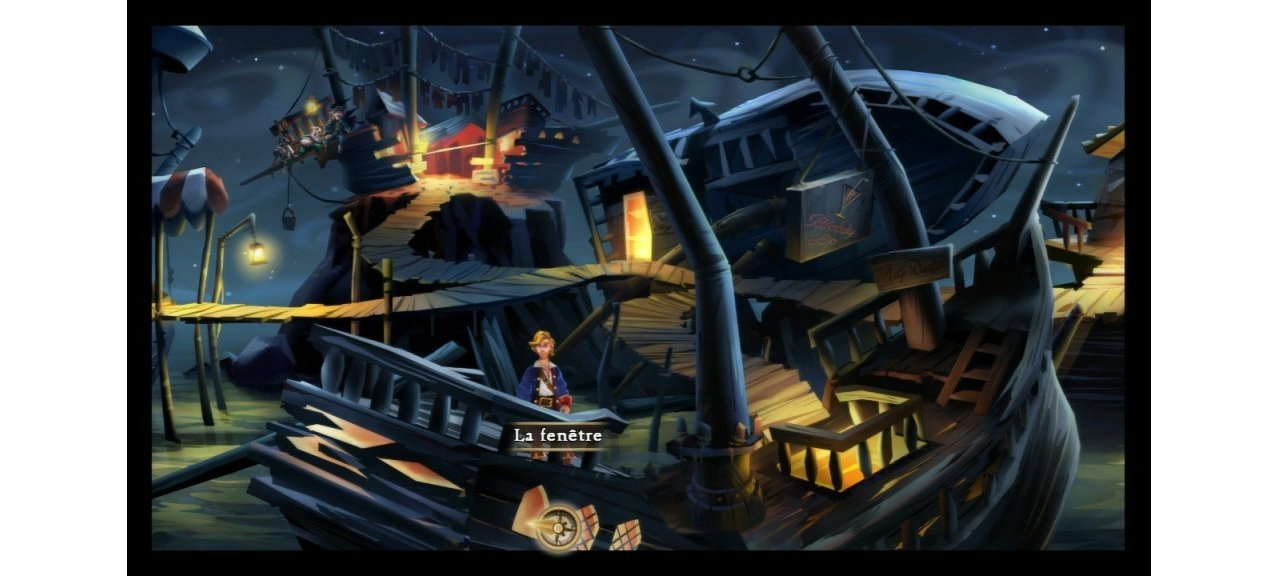 Скриншот игры Monkey Island. Special Edition Collection для Xbox360