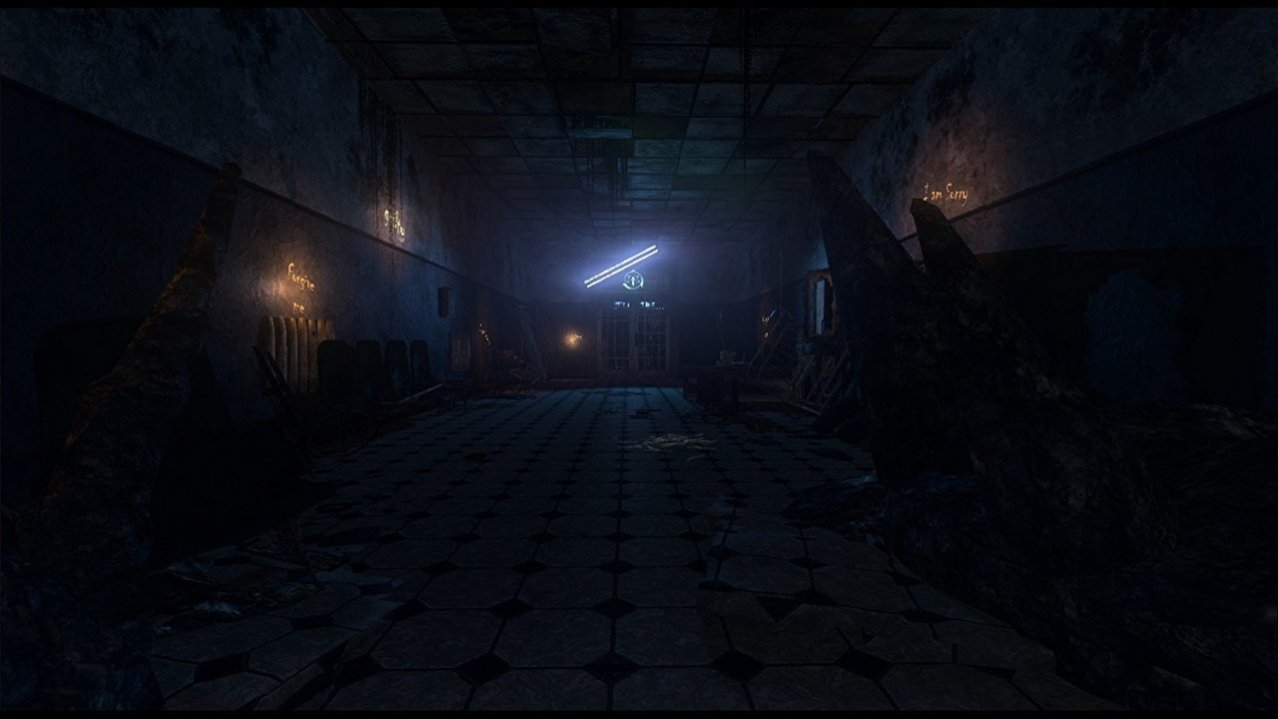 Скриншот игры N.E.R.O: Nothing Ever Remains Obscure (Б/У) для PS4