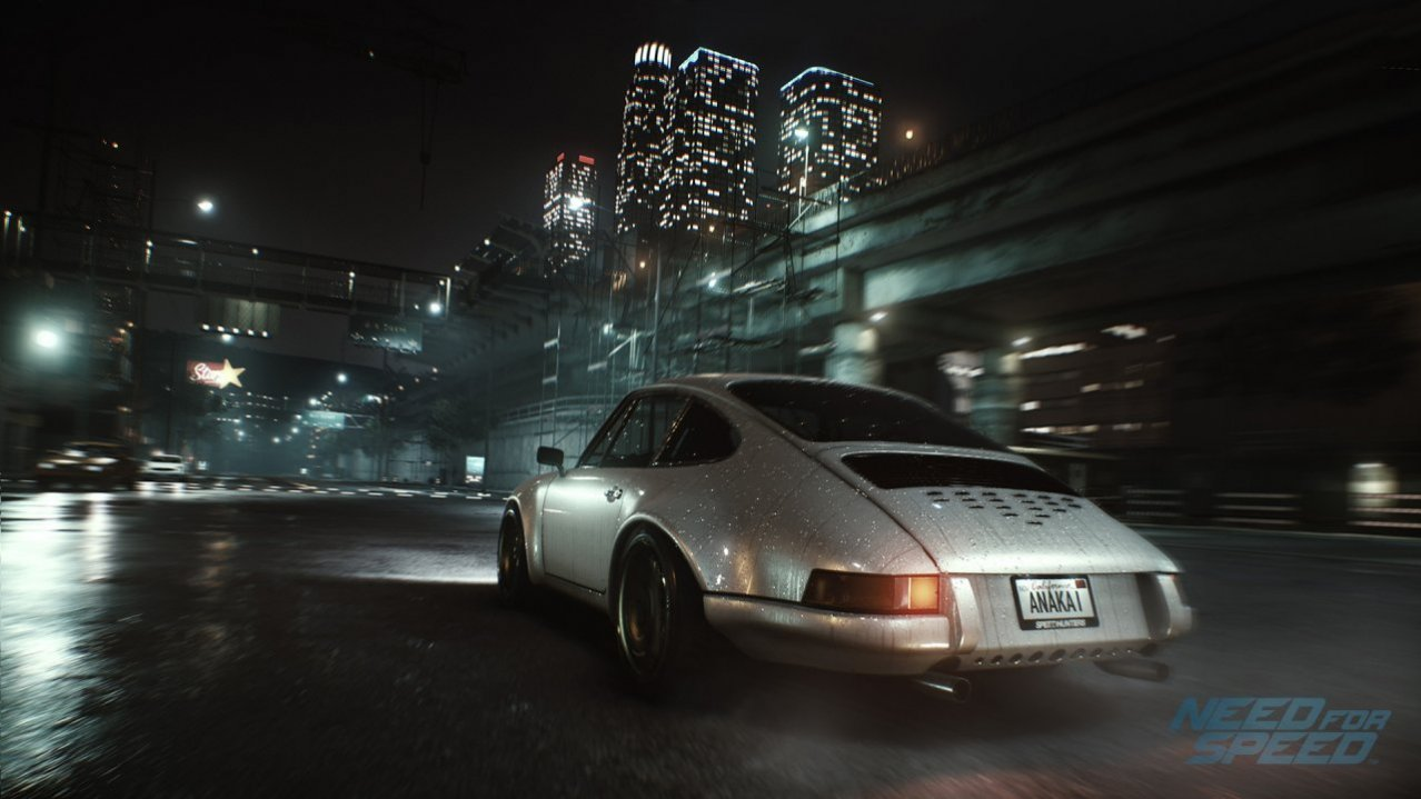 Скриншот игры Need for Speed (2015) Хиты PlayStation для PS4