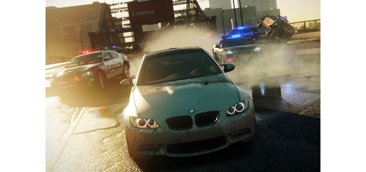 Скриншот игры Need for Speed Most Wanted 2012 (Англ. Яз.) (Б/У) для Xbox360