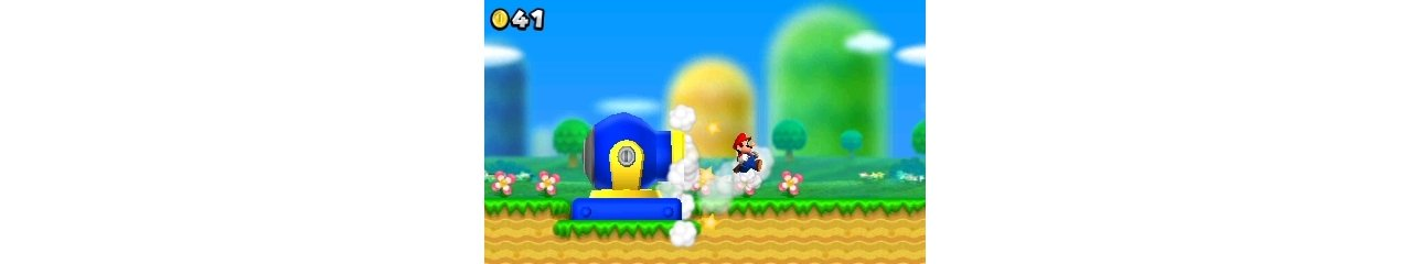 Скриншот игры New Super Mario Bros. 2 (Б/У) для 3DS