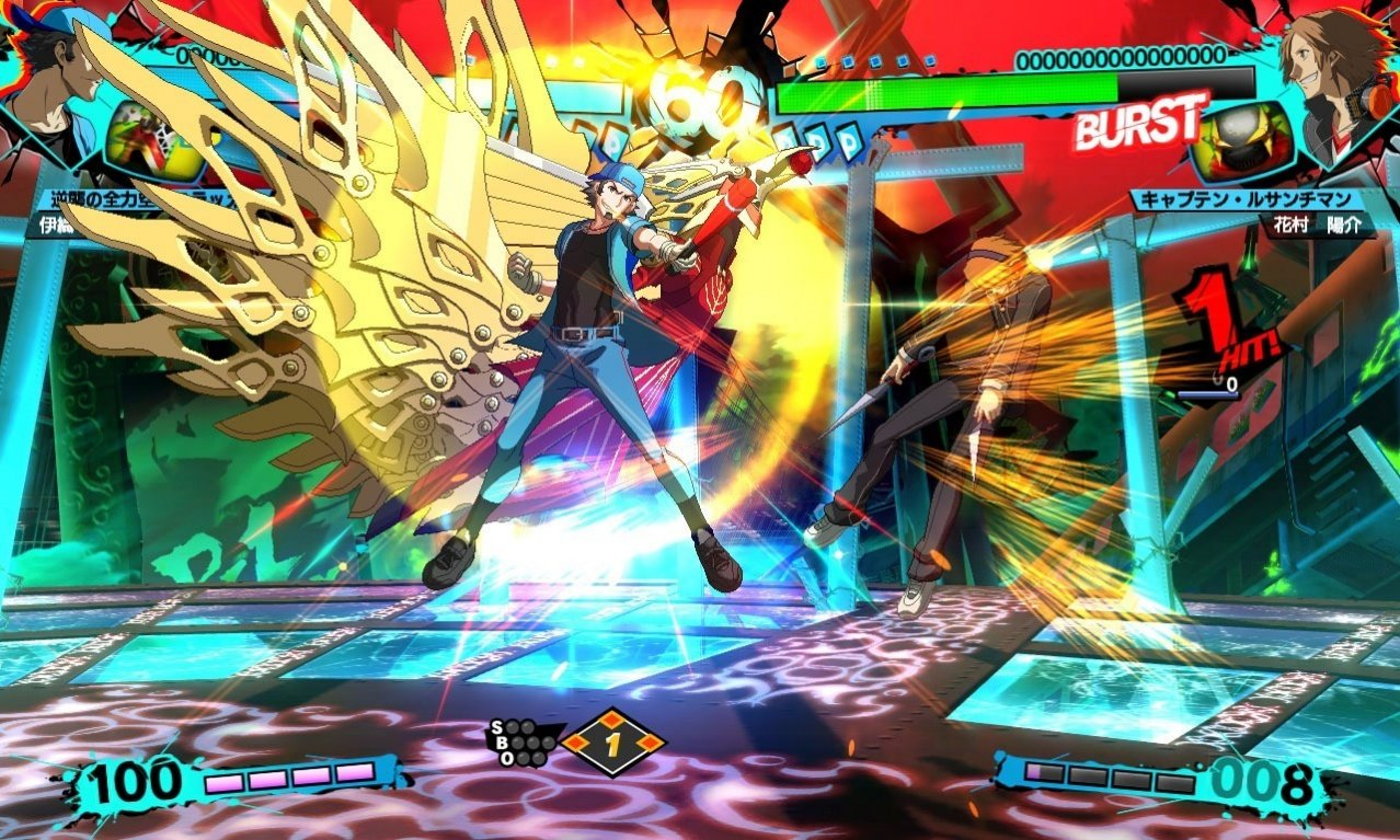Скриншот игры Persona 4 Arena: Ultimax (US) (Б/У) для PS3