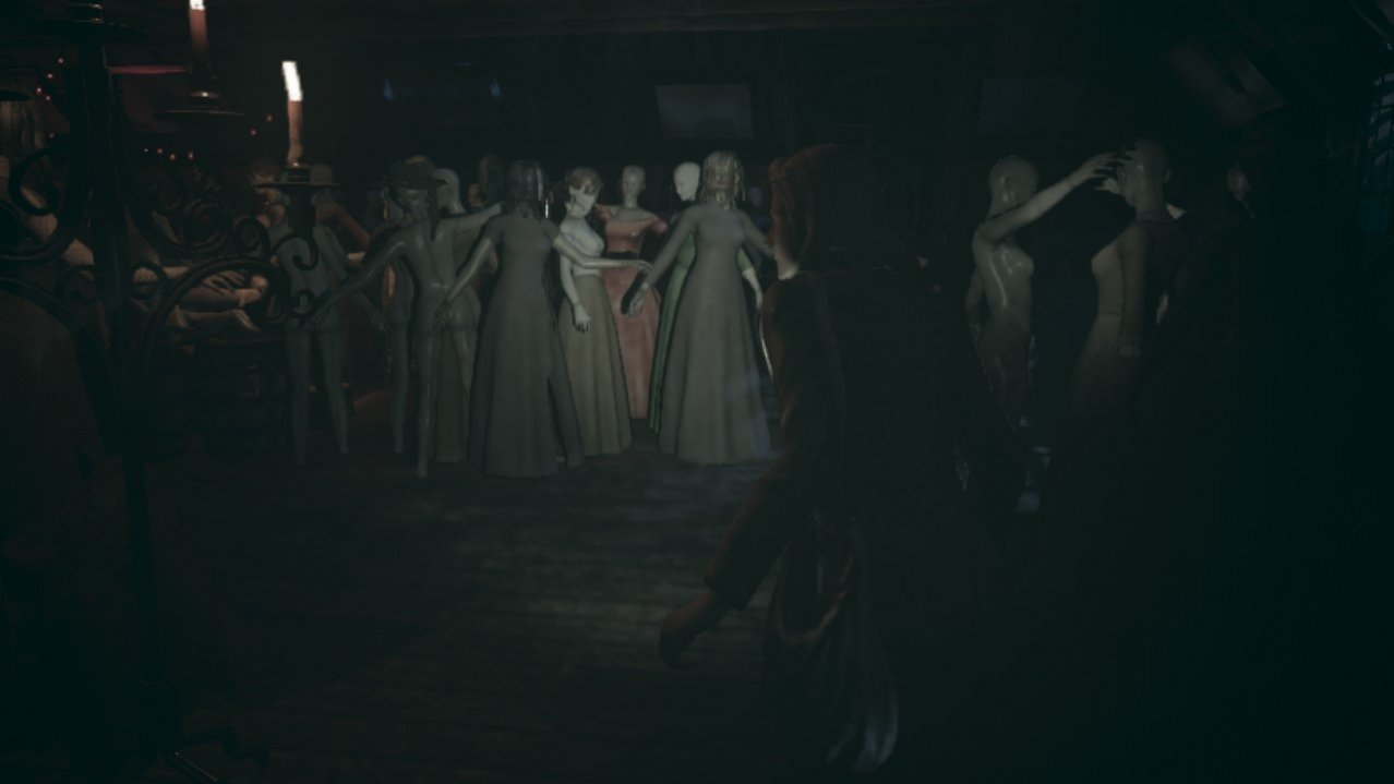Скриншот игры Remothered: Tormented Fathers для SWITCH
